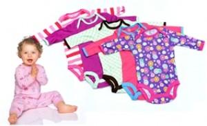 Combo 02 áo baby carter dành cho bé dưới 01 tuổi