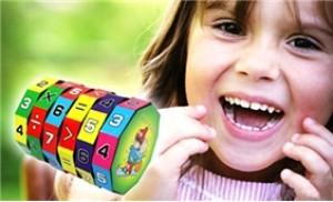 RUBIC tạo sự hứng thú để bé vừa học vừa chơi hiệu quả