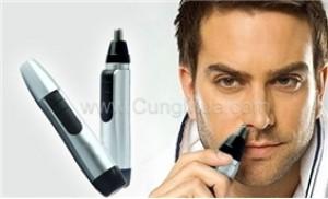 An toàn, tiện lợi và vệ sinh sạch sẽ hơn với máy tỉa lông mũi