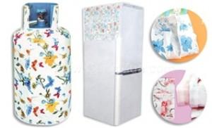Tấm phủ tủ lạnh và tấm phủ bình ga bảo vệ an toàn, chống trầy xước - 3 - Gia Dụng