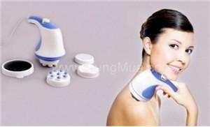 Máy massage cầm tay Relax & Spin Tone - Xua tan mệt mỏi tức thì