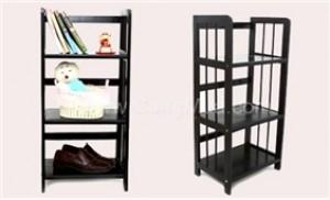 Kệ gỗ 3 tầng để sách, vở, giày dép tiện dụng, tiết kiệm không gian
