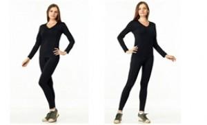 Bộ quần áo lót giữ nhiệt co giãn, chất liệu thun dày dặn giữ ấm cơ thể