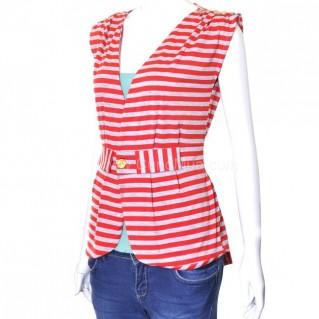Áo khoác nữ kèm áo thun Lary - Phong cách thời trang xinh xắn