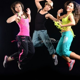 Khóa học Belly Dance, Zumba Fitness, Yoga dành cho mọi lứa tuổi
