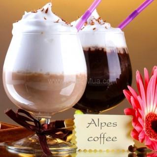 Quán cafe Alpes Acoustic Coffee - Thưởng thức nước uống hấp dẫn