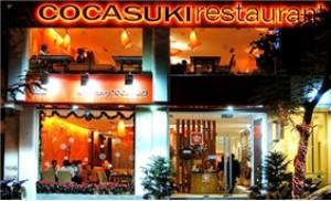 Coca Restaurant - NH danh tiếng dành cho những thực khách sành ăn