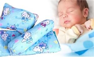 Bộ gối ôm mẫu giáo Bambi Care chất liệu cotton mềm mại. Ưu đãi 23%