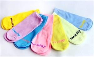 Combo 07 đôi tất nữ cổ ngắn, cotton co giãn dùng cho cả 07 ngày - 2 - Thời Trang và Phụ Kiện - Thời Trang và Phụ Kiện