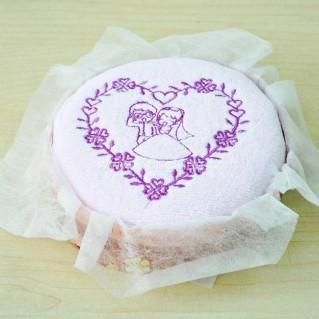 Bộ khăn quà tặng Thịnh Vinh (2 cái)