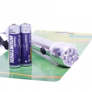 Đèn pin LED-SD02-P chính hãng, bảo hành 01 năm