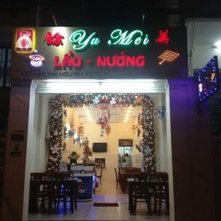 Món lẩu hoặc bò nhúng giấm 1 người tại Quán lẩu - nướng Yumei