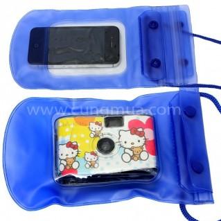 Túi đựng điện thoại, máy ảnh chống thấm nước (02 túi)