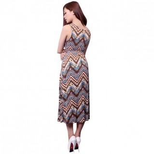 Đầm thun dài kiểu dáng Bebe