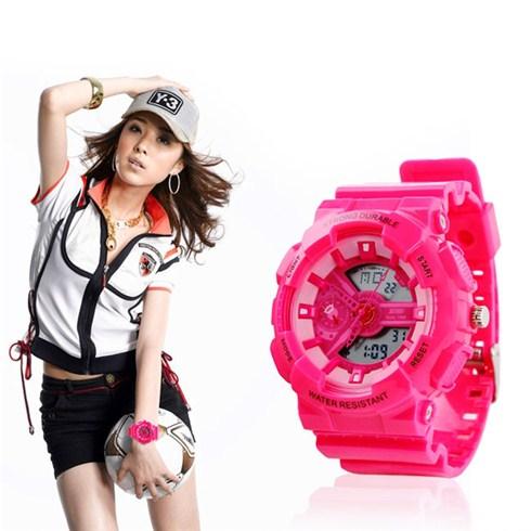 Đồng hồ unisex chống thấm nước Strong Durable - Bảo hành 03 tháng