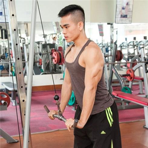 Cùng Mua - The tap Gym 1 thang tai CLB The Thao Chi Lang