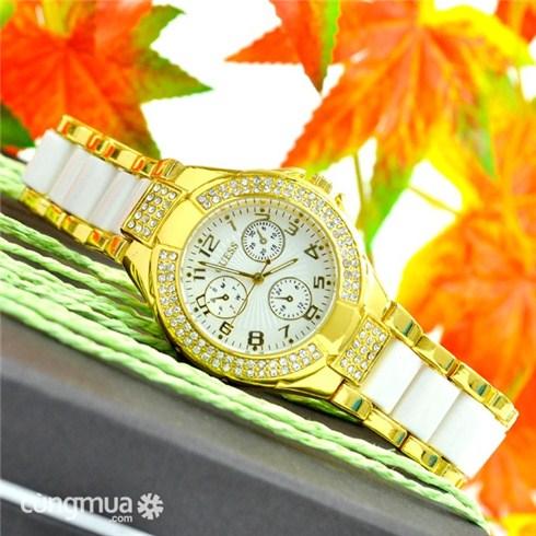 Đồng hồ nữ cao cấp đính hạt