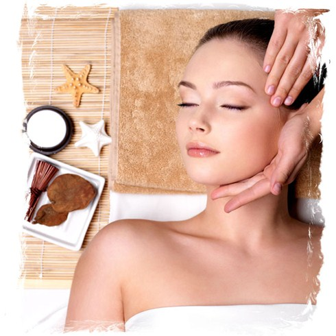 Massage body đá nóng và tắm trắng thư giãn tại Thanh Thanh Spa