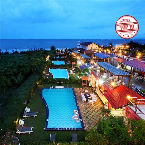 An Hoa Residence - Luxury Villas 4 sao Vũng Tàu