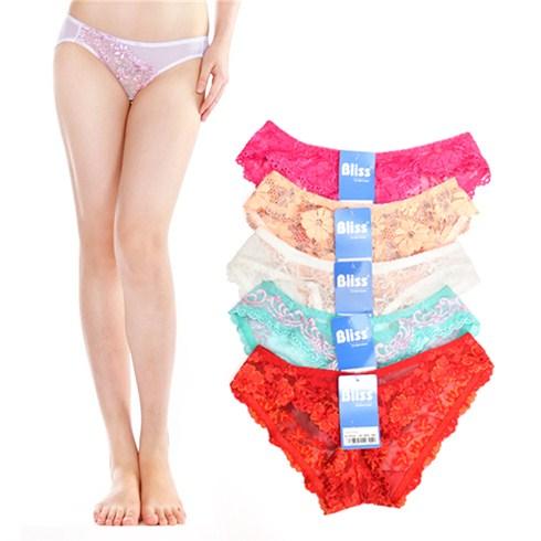 Combo 05 quần lót ren nữ BLiss BLE014