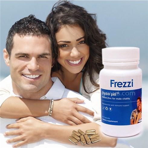 Thực phẩm Oyser Pill tăng cường sinh lý nam. Chiết xuất Hàu biển.