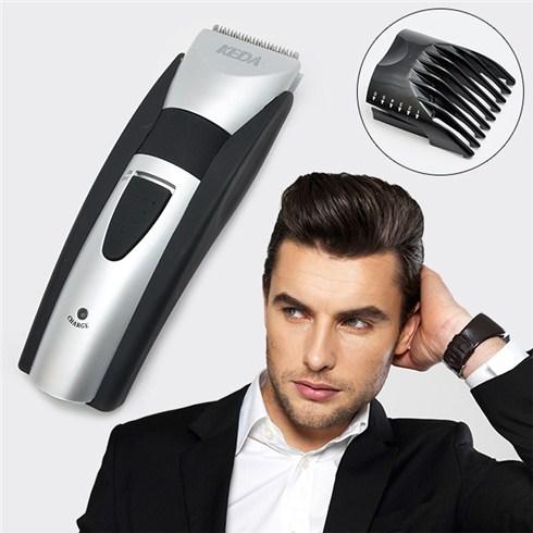 Tông đơ cắt tóc Keda KD-169 an toàn và dễ dàng sử dụng