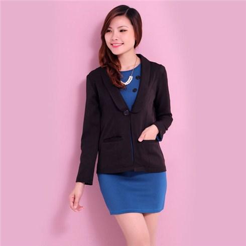 Áo vest nữ gài nút Class Style cao cấp