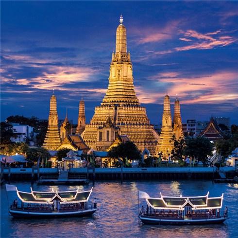 Tour du lịch Thái Lan khởi hành từ Hà Nội 5N4Đ đã gồm vé máy bay