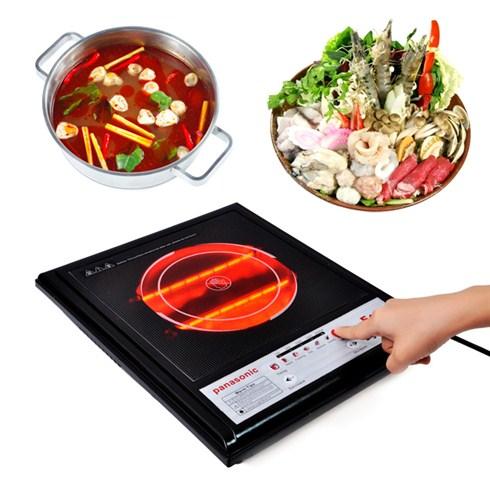 Bếp điện quang MD-2013 cực kỳ an toàn khi sử dụng