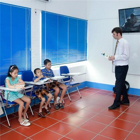 Khóa học anh văn thiếu nhi (5 – 17 tuổi) tại Anh ngữ Wisdom