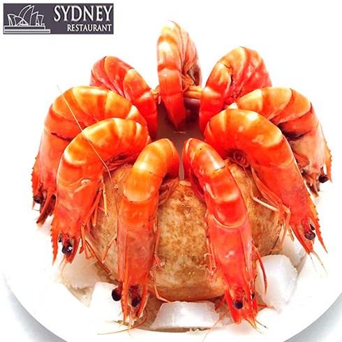 Buffet trưa hơn 50 món hấp dẫn tại Sydney Restaurant