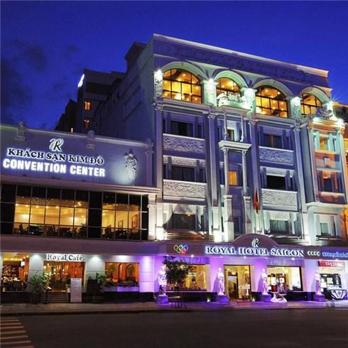 Buffet Chay tối tại KS Kim Đô 4* - Áp dụng vào 14, 15 và 29/7 AL