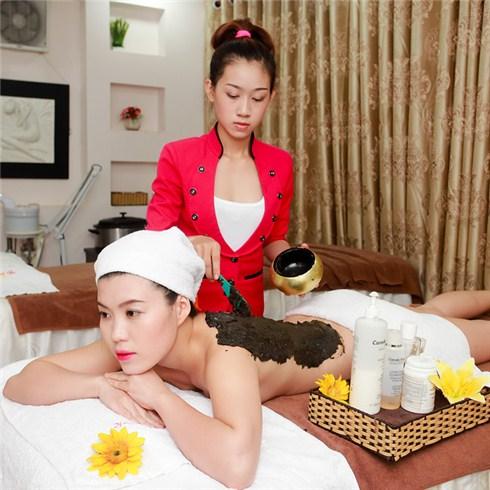 Massage body bằng bùn cứu Nhật Bản 120 phút - Jenna Thanh Spa