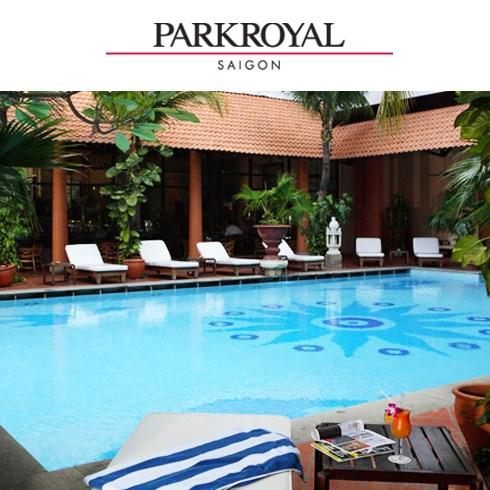 Bơi, xông hơi, massage body - St.Gregory Spa - PARKROYAL Saigon