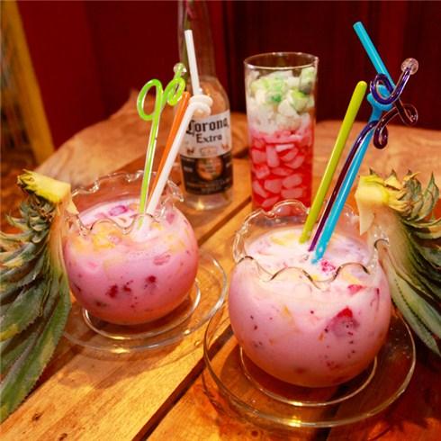 """Combo 2 ly yaourt trái cây """"Big Size"""" tại Coffee Shisha Je T'aime"""