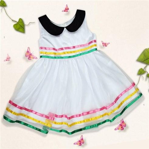 Đầm công chúa ren lưới cho bé hàng xuất khẩu cao cấp
