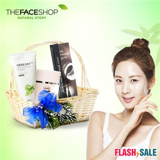 FLASH SALE Mỹ phẩm The Face Shop - Hàng loạt mẫu HOT Sale Off