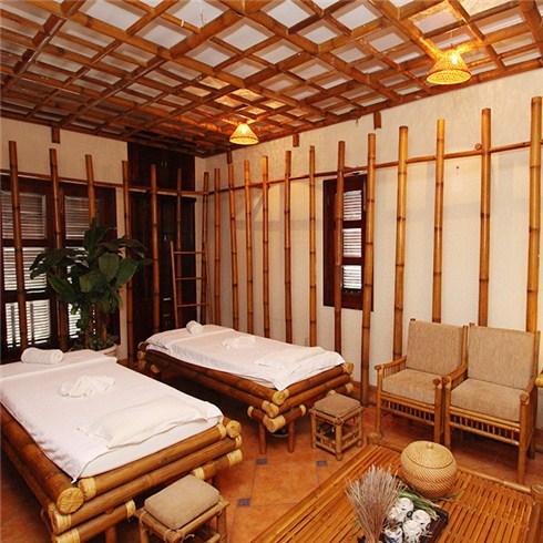 Massage body và chăm da mặt 100ph - Hương Sen Spa Saigon cao cấp