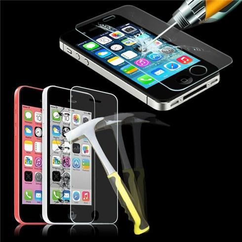 Miếng dán cường lực chống vỡ màn hình cho iPhone 4 và iPhone 5