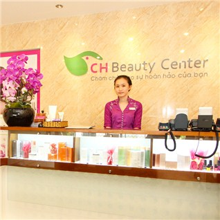 9 bước làm nail, massage, đắp paraffin - CH Beauty Center