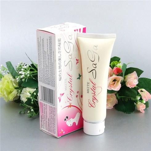 Combo 2 tuýp kem tắm trắng mặt và cổ Saga công nghệ Nano Nhật Bản