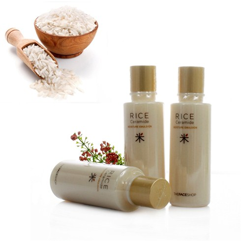 Sữa dưỡng da chiết xuất từ gạo - The Face Shop