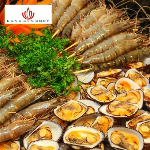 Buffet Gánh 3 miền tối tại Khách sạn Bông Sen - Đồng Khởi
