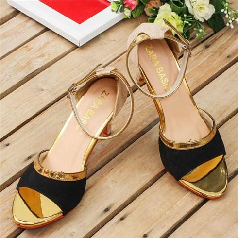 Giày cao gót kiểu dáng sang trọng - Bảo hành 1 năm