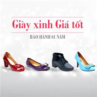 BST Giày thời trang BH 1 năm - Sale Off hàng loạt