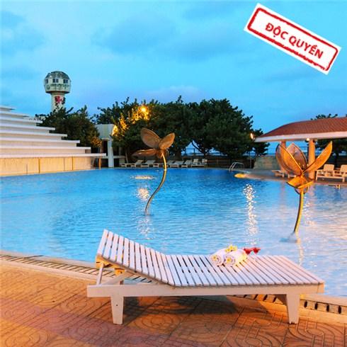 DIC Star Hotel 4* Vũng Tàu Sát biển Bãi Sau tặng voucher 200.000đ
