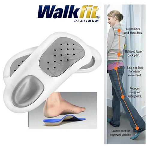 Đế lót giày trị liệu Walkfit