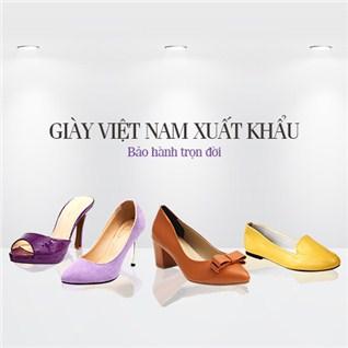 Bộ sưu tập Giày Việt Nam xuất khẩu - Số lượng có hạn!