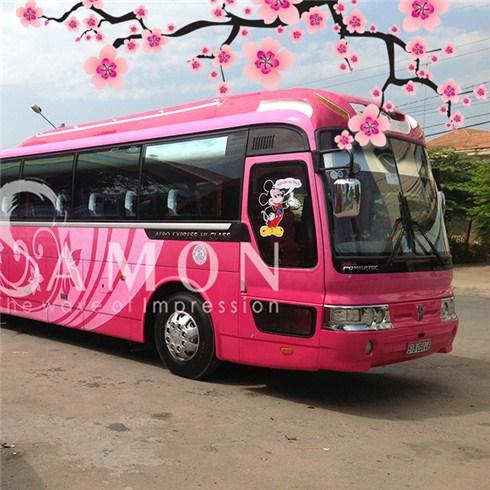 Vé xe Tết Ất Mùi giá rẻ (16 - 28 AL) tuyến Sài Gòn - Quảng Ngãi
