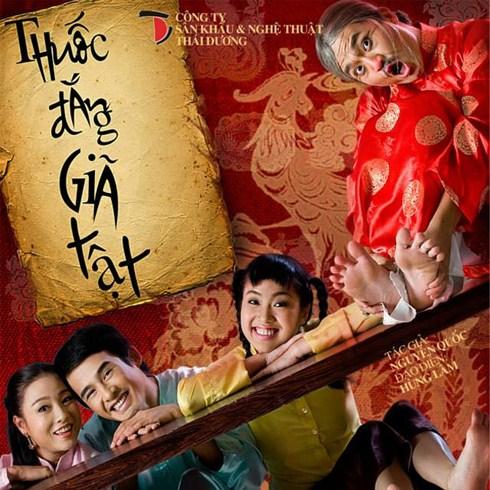 Vé xem kịch tại Sân khấu IDECAF (Lê Thánh Tôn)